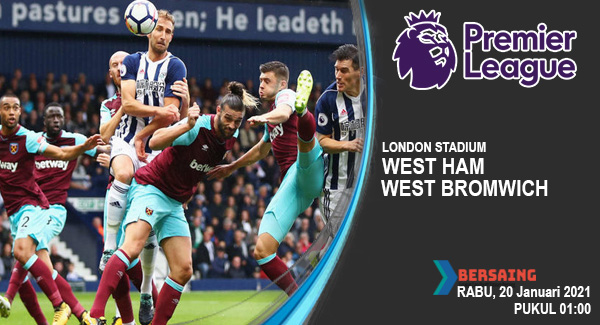 prediksi west ham vs west brom 20 januari 2021